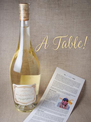 Latest Scoop: Acquiesce Wine