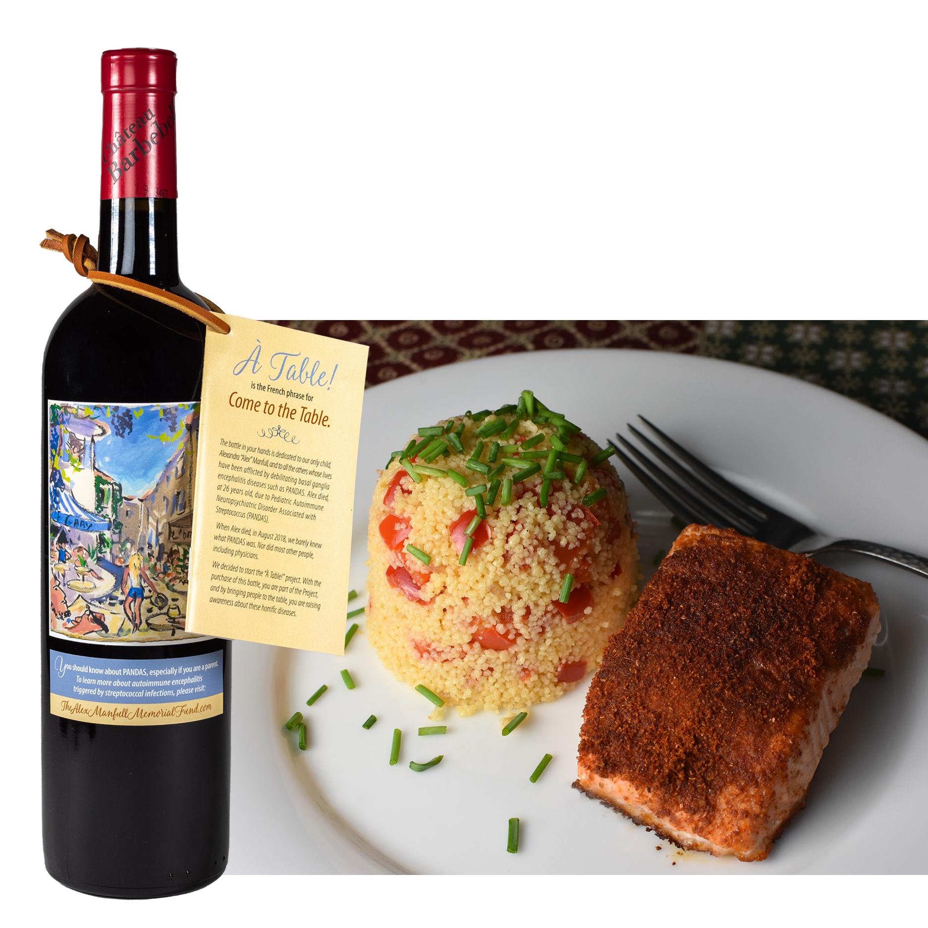 Sharing Wine and Food at the Table – November 19, 2020